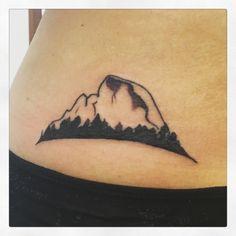 Tattoo #halfdometattoo