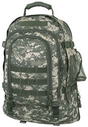 Tactical Backpacks: ACU Tac Pak w/ Hydrapak from MilitaryLuggage.com