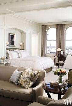 Sophiticated Master Suite