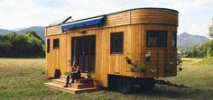 Der Wohnwagon – das energieautarke Eigenheim für Minimalisten