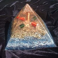 Orgonite, Please test orgonite for yourself, it is an indiscriminate weapon and will damage the human energetic body. Don't assume anything just because 'you were told'.