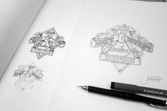 Chief Executive by Martin Schmetzer, via Behance