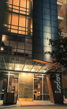 Loden Visual Gallery: Envision a Downtown Vancouver Hotel Perfect for Business or Leisure