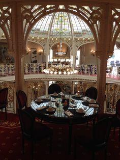 Hermitage hotel lobby Monaco Hermitage Monaco, Hermitage Hotel, Restaurant Equipment, Luxury Accommodation, Hotel Lobby, Grand Hotel, Monte Carlo, Hotels And Resorts, Us Travel