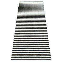 #pappalina #lisa #stripes #carpet #black #white #homedecor #interiordesign