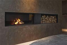 Kaminer med teknik och skönhet i kombination - Eldoform