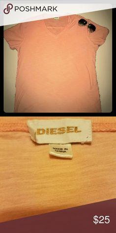 🌷SUNDAY SALE🌷Diesel Mens Shirt Adorable mens diesel tee. Never worn. Diesel Shirts Tees - Short Sleeve
