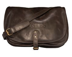 Besace Postes Maritimes Messenger Bag, Coding, Backpacks, Bags, Couture, Saddle Bags, Leather, Trends, Handbags