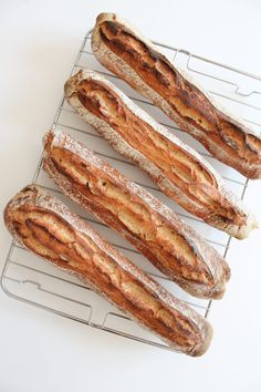 Blog Patisserie, Baguettes, Bacon, Traditional, Cooking, Breakfast, Ethnic Recipes, Mocha, Food Recipes