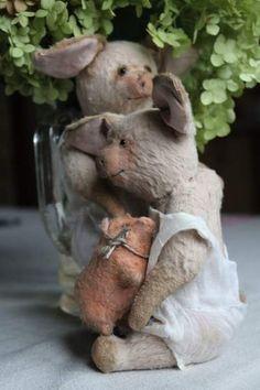 Josephine By Elena Karasenko - Bear Pile