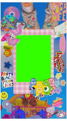 #polaroid #template #green #polaroidtemplategreen Hippie Wallpaper, Retro Wallpaper, Aesthetic Iphone Wallpaper, Cartoon Wallpaper, Aesthetic Wallpapers, Polaroid Template, Happy Birthday Template, Overlays Cute, Instagram Frame Template
