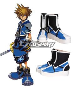 Kingdom Hearts Sora Wisdom Form Cosplay Shoes #Everyone Can Cosplay! Cosplay costumes #Anime Cosplay Accessories #Cosplay Wigs #Anime Cosplay masks #Anime Cosplay makeup #Sexy costumes #Cosplay Costumes for Sale #Cosplay Costume Stores #Naruto Cosplay Costume #Final Fantasy Cosplay #buy cosplay #video game costumes #naruto costumes #halloween costumes #bleach costumes #anime