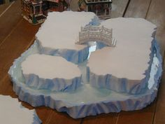 North Pole Iceberg Display set | Flickr : partage de photos !