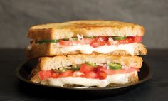 Four-Alarm Grilled Cheese and Jalapeño Sandwiches Recipe - Relish