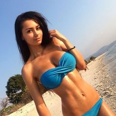 Hot Clicks feature the lovely Helga Lovekaty and the most memorable mustaches in sports Bikini Babes, Bikini Girls, Sexy Bikini, Photoshop, Bikinis, Swimwear, Sexy Women, Curvy Women, Bikini