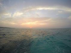 Indiana Ocean Maldives, Indiana, Ocean, Celestial, Sunset, Beach, Water, Holiday, Travel