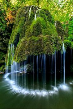 Bigar Cascade Falls in Nera Beusnita Gorges National Park, Romania. photo by porojnicu on Envato Elements Amazing Photography, Landscape Photography, Nature Photography, Ed Wallpaper, Cool Pictures Of Nature, Image Nature, Les Cascades, Paludarium, Beautiful Waterfalls