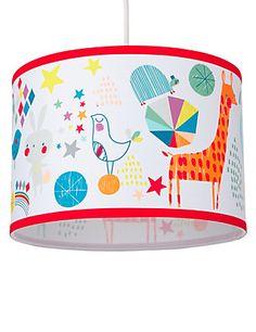 Animal Print Lamp Shade | M&S