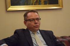 La voz de la diplomacia de Ucrania en Argentina, entrevista al Embajador Yurii Duidin