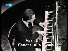 Glenn Gould-J.S. Bach-The Goldberg Variations (HD) - YouTube. The Goldberg variations is a great work by Mozart.....
