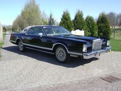 Lincoln Mark V 1979 Cartier Edition 400 Ci V8 aut 83.000 miles