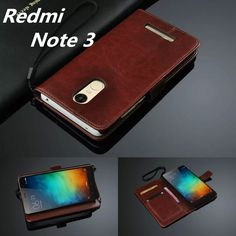 "Redmi Note 3 5.5"" card holder cover case for Xiaomi Redmi Note 3 Pro Prime Pu leather case Retro wallet flip cover Holster 150mm"