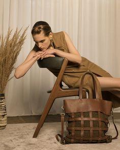Вязаные сумки покоряют мировой подиум: публикации и мастер-классы – Ярмарка Мастеров