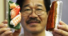 Sabías que Japón fabrica las fundas más apetitosas y extrañas para el iPhone