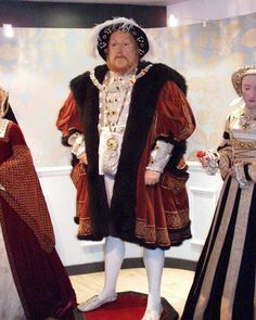 Henry Viii Wives Wax Henry viii