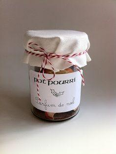 recette pot pourri de noel