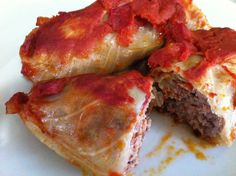 low carb recipes with photos | Everything Susan: Cabbage Rolls a Low Carb Recipe