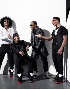 From our Mindless Behavior article spread, fall 2013 issue, photo credit: Smallz & Raskind