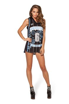 Stark Shooter by Black Milk Clothing $90AUD