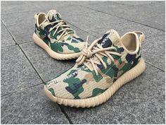 Authentic Adidas Yeezy 350 Camo0