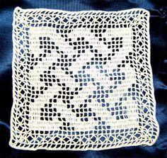 celtic filet crochet patterns | repin like comment more filet crochet patterns crochet about com