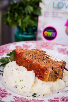 @cristinacooks  rescues a dry meatloaf recipe! #rescuemyrecipe #homeandfamily #homeandfamilytv