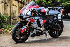Yamaha Yzf R1, Sportbikes, Supersport, Hot Bikes, Bike Life, Custom Bikes, Motogp, Vehicles, Crotch Rockets