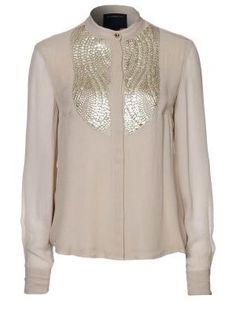Roberto Cavalli classic blouse