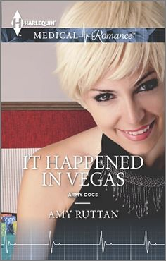 It Happened in Vegas by Amy Ruttan, featured on Leah Braemel's website as part of her Pay It Forward Friday feature