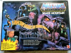He-Man and the Masters of the Universe  Skeletor's lair