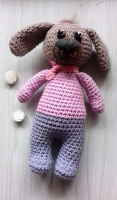 Knitted dog, cute toy, dog crochet, cute dog, nice soft toy, hand knit animals, knitted cuddly toy, toy for the game, safe toy, dog, puppy