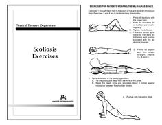 Scoliosis Tips And Strategies For Family and Friends Road Trip Milwaukee Brace, Scoliosis Exercises, Pilates Moves, Pelvic Tilt, Move Your Body, Physical Therapy, Self Help, Road Trip, Chess Sets