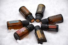I am obsessed with using essential oils as a holistic part of our health.