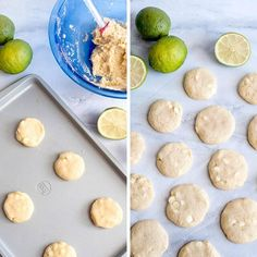 Sugar Cookie Recipe Easy, Chewy Sugar Cookies, Cookie Dough Recipes, Sugar Cookie Dough, Lemon Cookies, Cookies Et Biscuits, Peanut Butter Cheesecake, Perfect Cookie, Key Lime