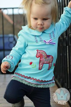 prinzessin farbenfroh: Grete Shirt