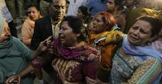 Pakistan - Lahore, strage di bambini cristiani al parco divertimenti