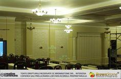 TAPET (23/23) Chandelier, Ceiling Lights, Lighting, Wallpaper, Interior, Design, Home Decor, Candelabra, Decoration Home