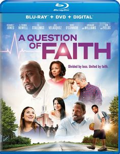 A QUESTION OF FAITH BLU-RAY (UNIVERSAL STUDIOS)