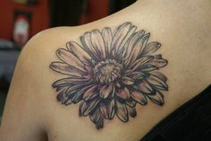 Want my flowers on my arm to be shaded like this!!!