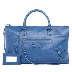2017 new Balenciaga Work Bleu Cobalt fashion Womens Bag sale online, save up to 70% off dokuz limited offer, no taxes and free shipping.#handbags #design #totebag #fashionbag #shoppingbag #womenbag #womensfashion #luxurydesign #luxurybag #luxurylifestyle #handbagsale #balenciaga #balenciagabag #balenciagacity